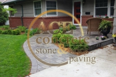 brick paver walk and patio (1) w
