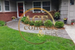 brick paver walk and patio (2) w