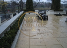 Past Work - Concrete patio-4