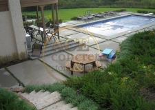 Past Work - Concrete patio-6