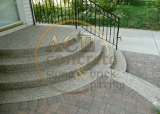 past work - concrete steps