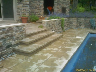 Brick Paving and Stone Work